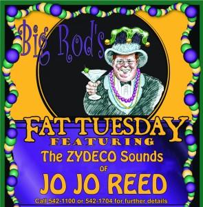Big Rod's Fat Tuesday