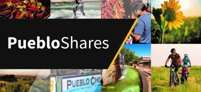 Pueblo Shares Graphic